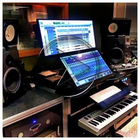 Record Music Online-Palette Studio