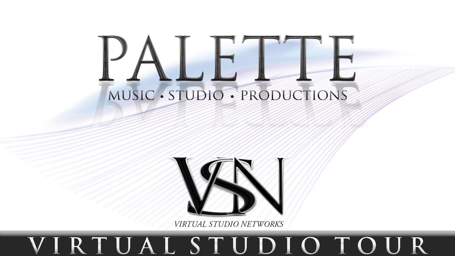 Palette Music Studio Productions Virtual Tour | VSN Online