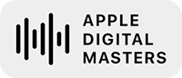 Jeff Silverman/Palette Studio is a Certified Apple Digital Masters Mastering House, Approved by Apple, Inc.